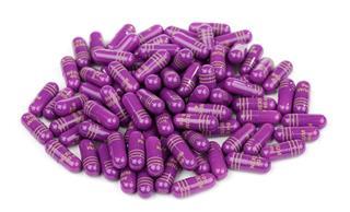 Isolated Prescription Nexium Pills