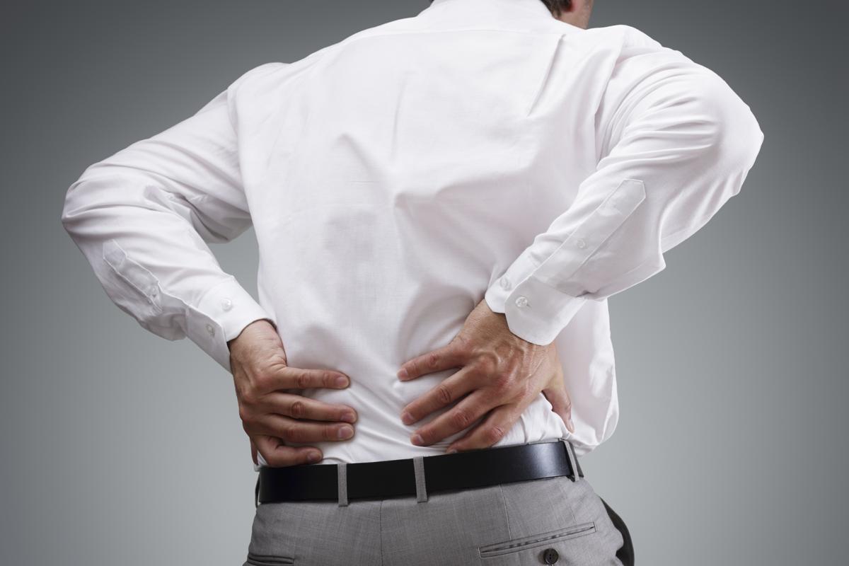 Pain in Kidney Area