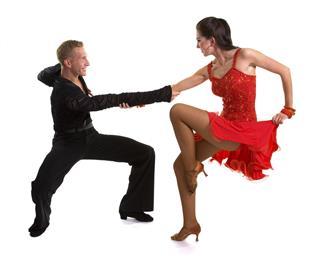 Ballroom Dancers Latin 10