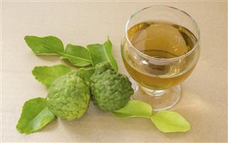 Bergamot and Tea.