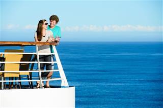 Cruising Couple
