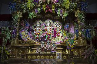 Iskcon Temple New Delhi