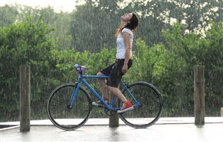 Feeling Rain