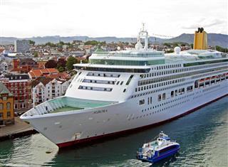Cruise Ship Aurora