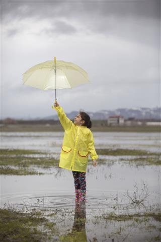 Spending Time In The Rain