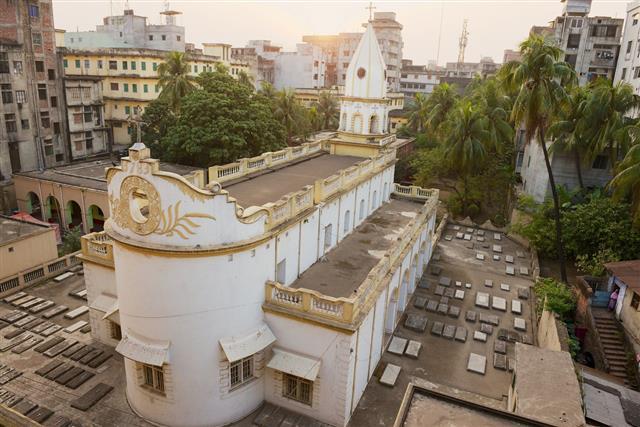 Armenian Apostolic Church Dhaka Bangladesh