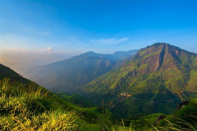 Beautiful Sunrise In Sri Lanka