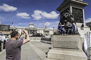 Trafalgar Square Uk