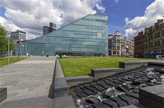 Urbis Building Manchester England