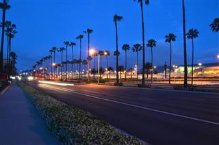 John Wayne Airport Area