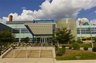 Milton Rhodes Center For Arts