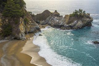 Big Sur State Park Beach