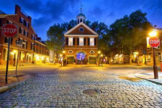 Old Philadelphia Street