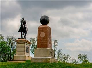 Gettysburg National Military Park Pennsylvania