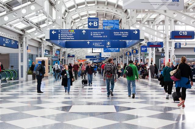 Chicago Ohare International Airport