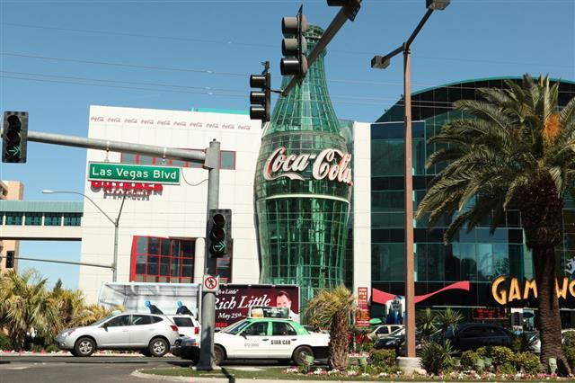 World Of Coca Cola Store