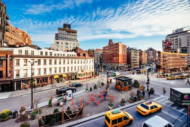 Chelsea New York City