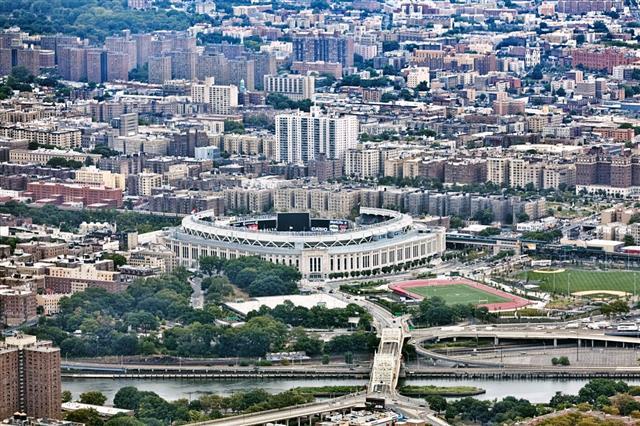 Nyc And Yankee Stadium