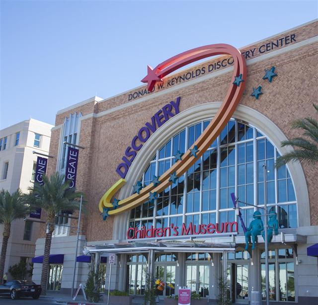 Childrens Museum Las Vegas