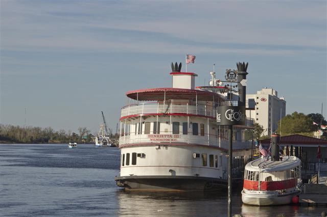 Wilmington North Carolina Tour Boat