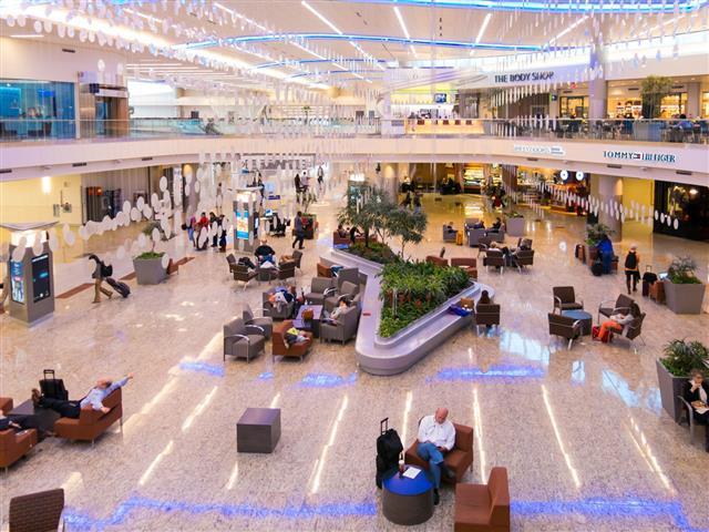 Atlanta Airport Usa