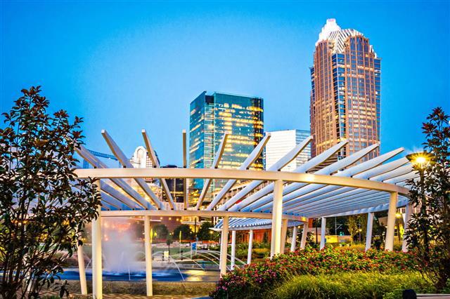 Views Around Charlotte North Carolina