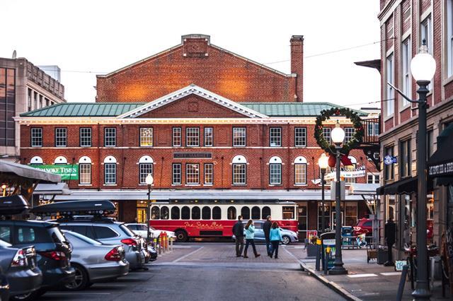 Historic Roanoke City Market