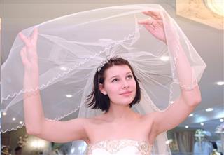 In The Wedding Salon