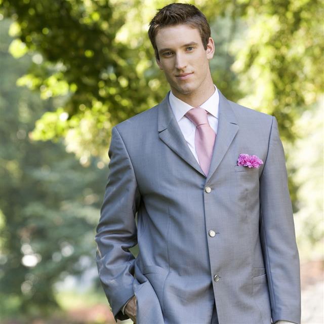 Portrait Of A Bridegroom