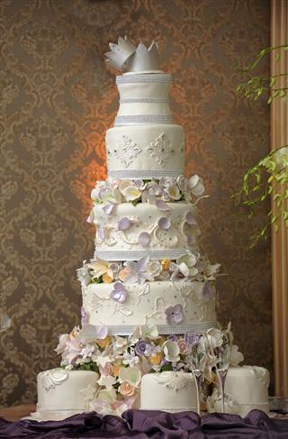 Giant Wedding Cake