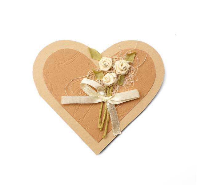 a beautiful golden love letter