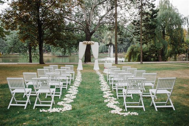 Wedding Ceremony Arch Wedding Decor