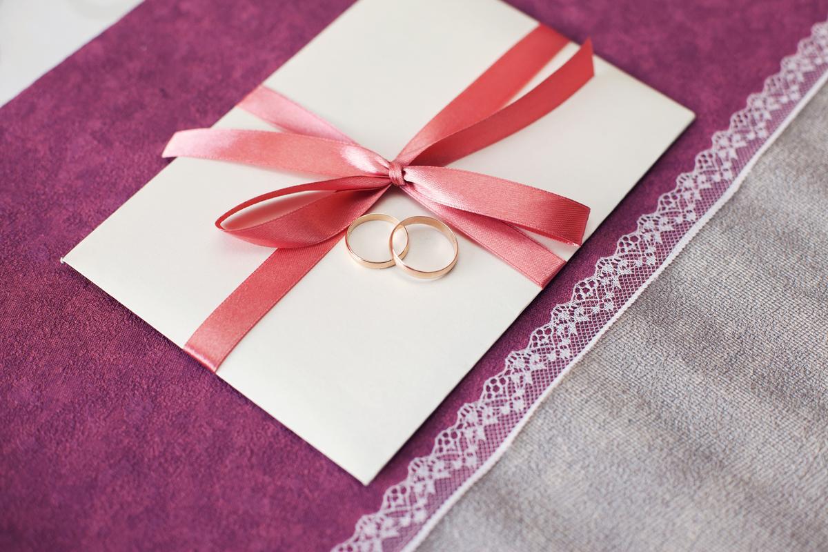 Wedding invitation Envelope Etiquette