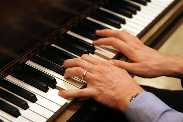 Piano Musician