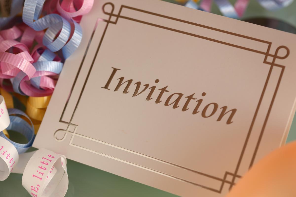 Graciously Invite People: Birthday Invitation Wording ...