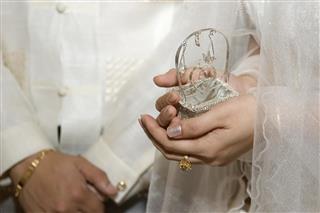 Bride Having Arras