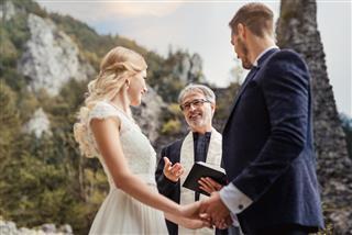 Happy Wedding Ceremony