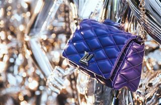 Louis Vuitton Bag In A Shop