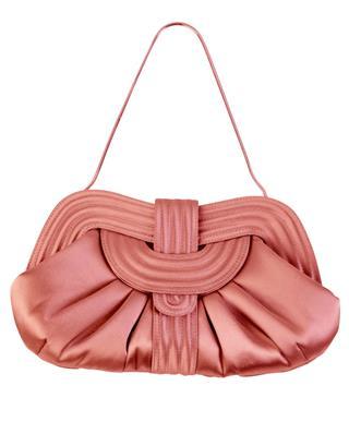Satin Handbag
