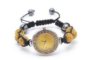 Bracelet With Clock