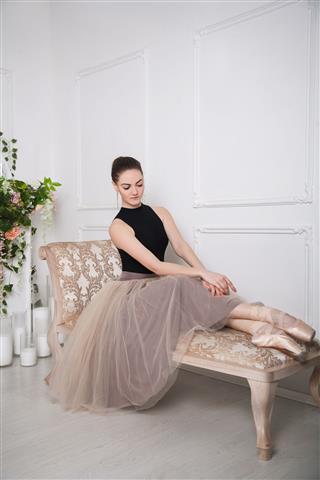 Girl Ballerina