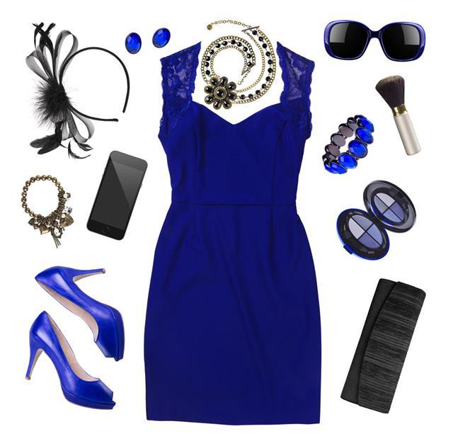 Fashion Women Accessories Of Spring Dress