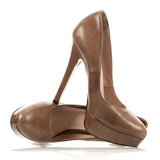 Elegant High Heels With Platform