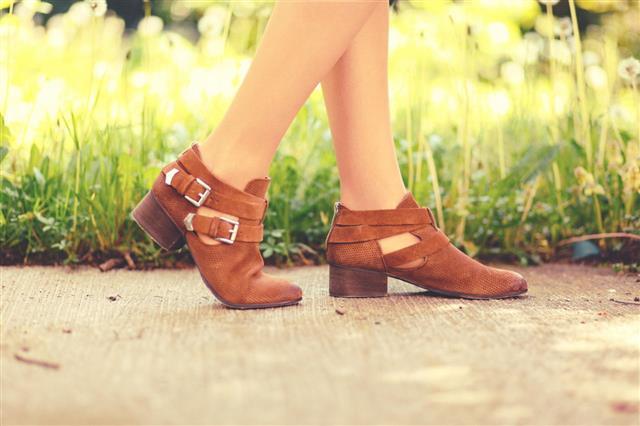 Fashionable Womans Shoes