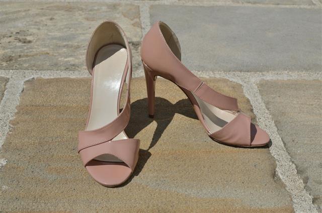 Elegant Stiletto Sandals