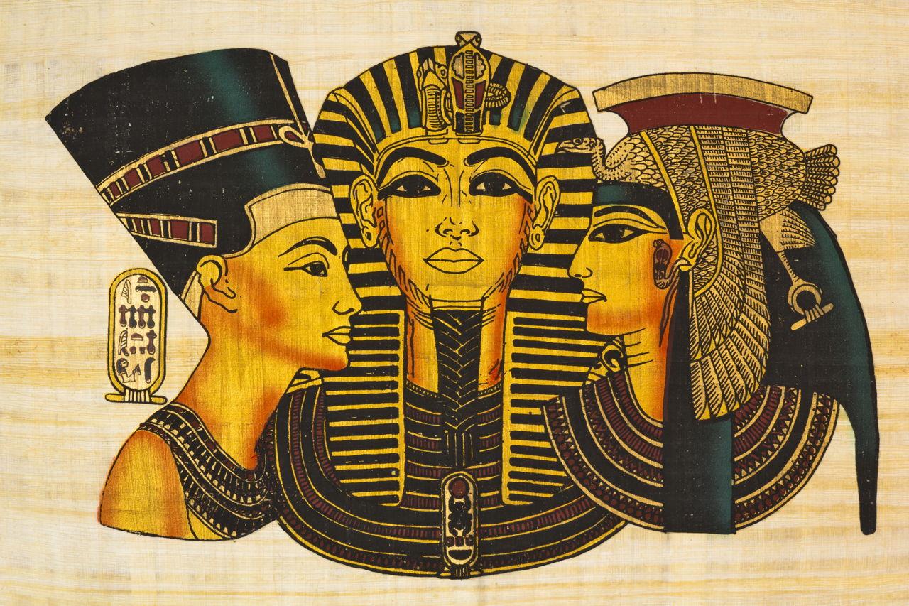 Pharaoh Cleopatra