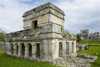 Tulum Ruins Archeology