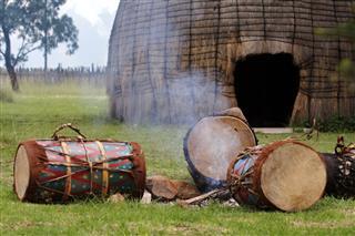 Zulu Hut N Drums