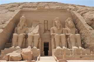 Temple Abu Simbel