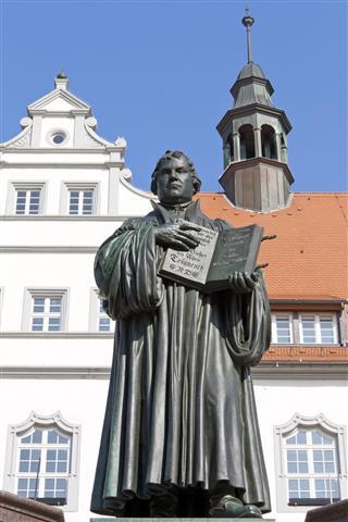 Church Reformer Martin Luther
